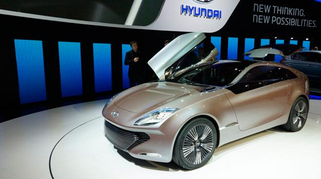 Hyundai i-oniq Concept: &#191;A Producci&#243;n?