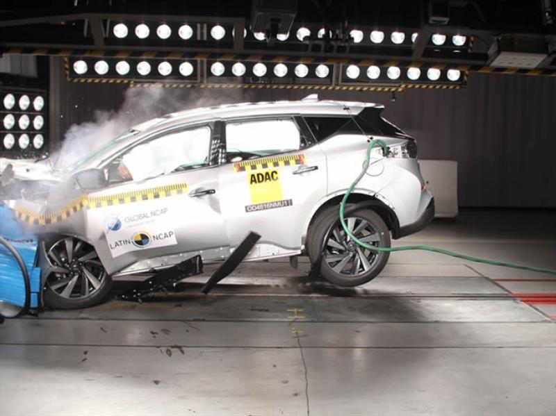 Nissan en el ojo del huracán tras polémicos resultados de Murano, March y Versa en Latin NCAP