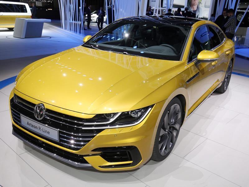 Volkswagen Arteon, el sucesor del CC