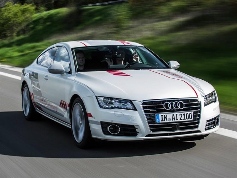 Audi probará carros autónomos en Nueva York