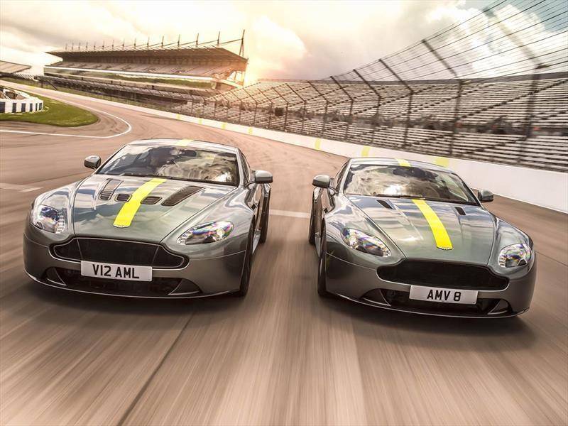Aston Martin AMR Vantage 2018 es el primer modelo de AMR