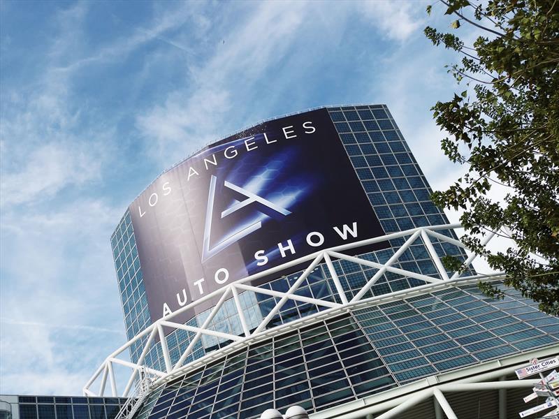 Lo mejor del Auto Show de Los Ángeles 2014