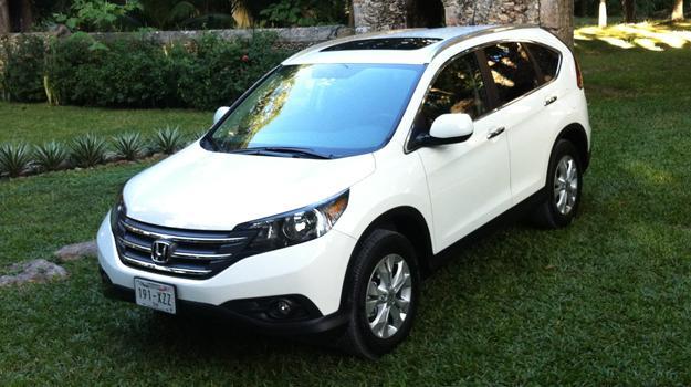 Honda CR-V 2012 primer contacto en México - Autocosmos.com