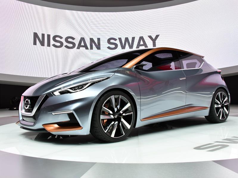 Nissan Sway Concept: Anticipo de lo que prepara la marca para Europa