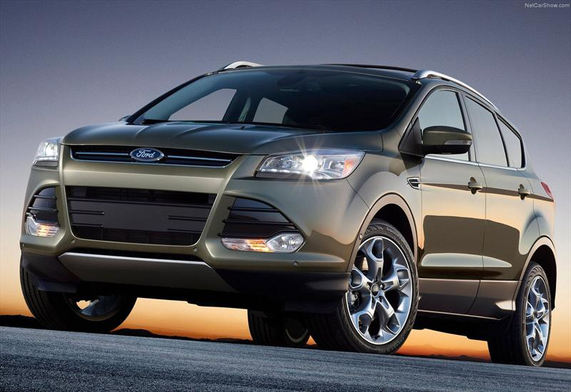 Ford Escape 2013 a revision en EUA