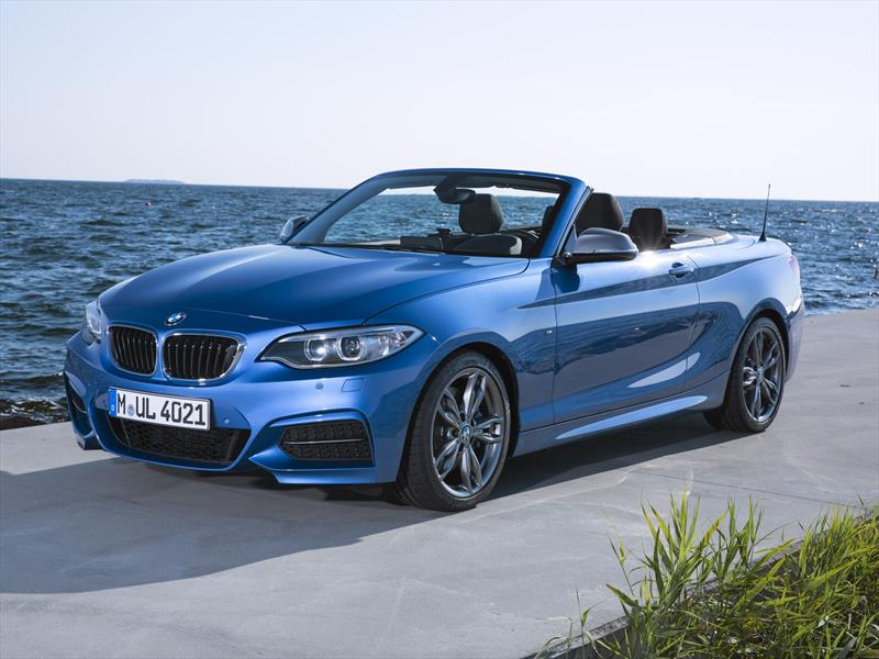 BMW Serie 2 Cabrio 2015 debuta