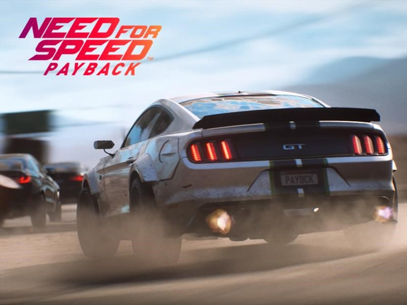 Need For Speed Payback, motores, acción y adrenalina virtuales