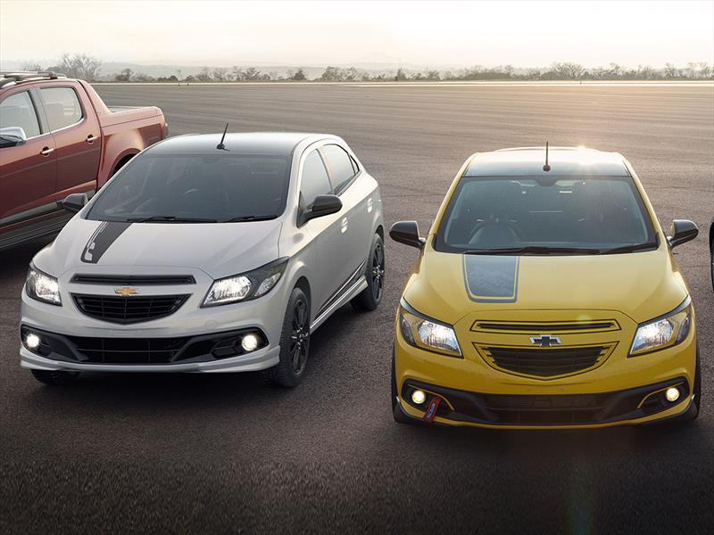Chevrolet Onix Effect y Track Day se presentan