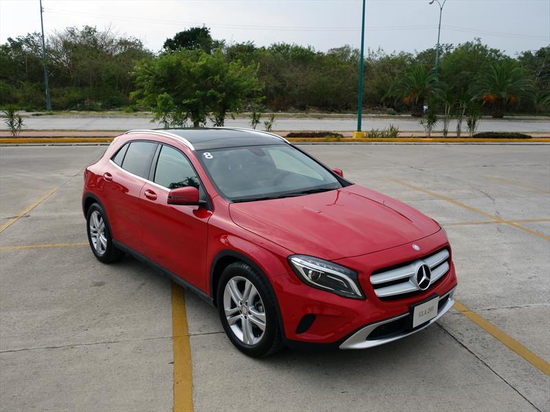 Mercedes Benz Gla 2015 Llega A M 233 Xico Desde 459 900 Pesos