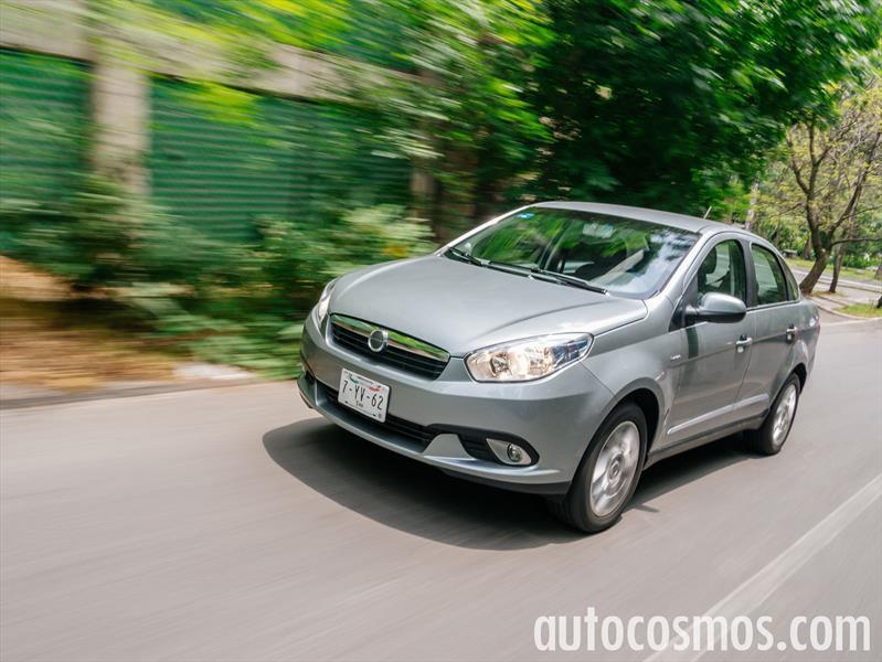 Dodge Vision 2015 a prueba