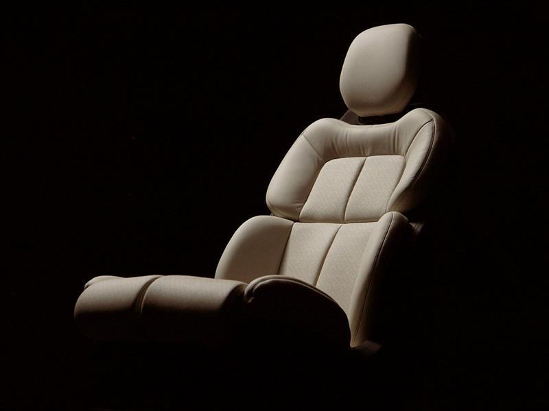 El Lincoln Continental Concept tiene la butaca más confortable