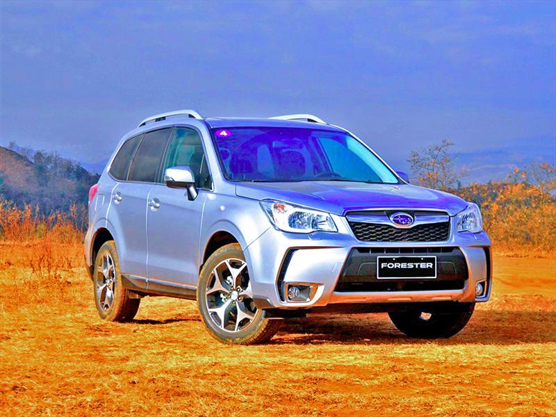 Subaru All New Forester: Reconocido por su seguridad