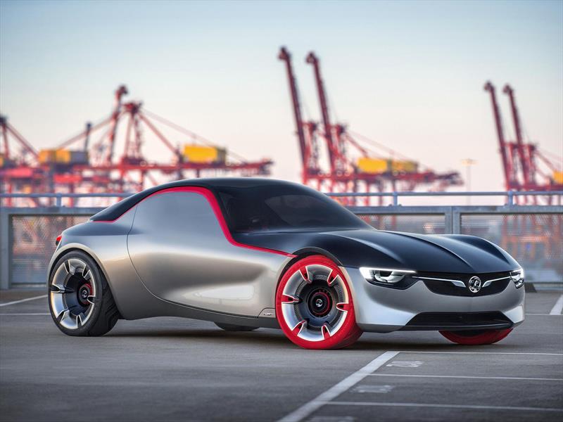 Opel GT Concept, el futuro de la marca