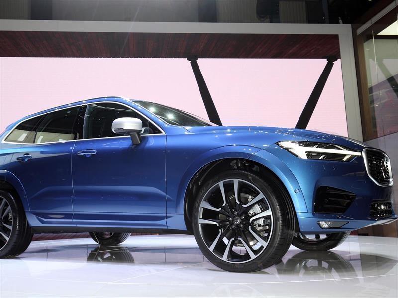 Así es la nueva generación del Volvo XC60