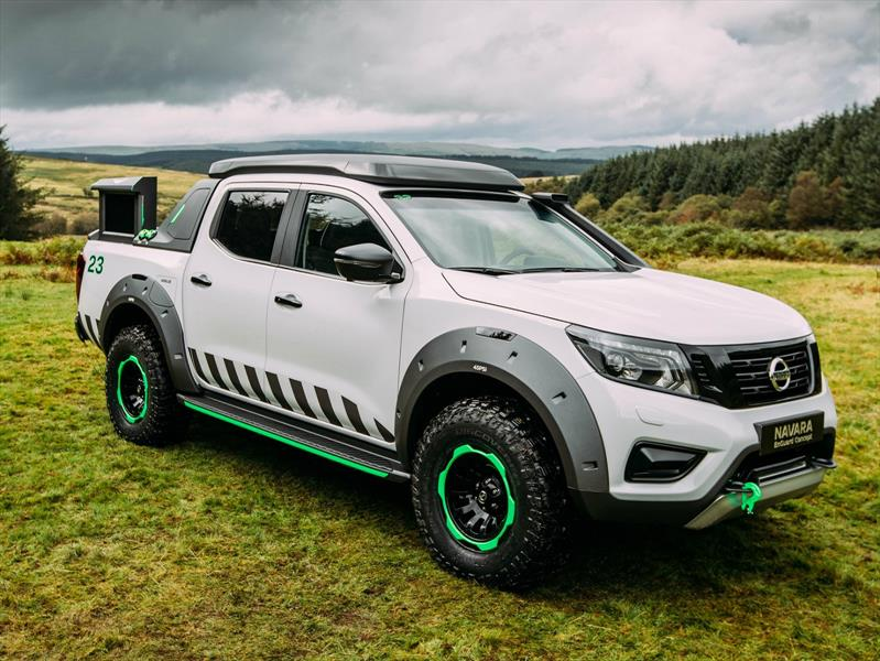 Nissan Pick Up NP300 Navara EnGuard Concept, ¡al rescate ...
