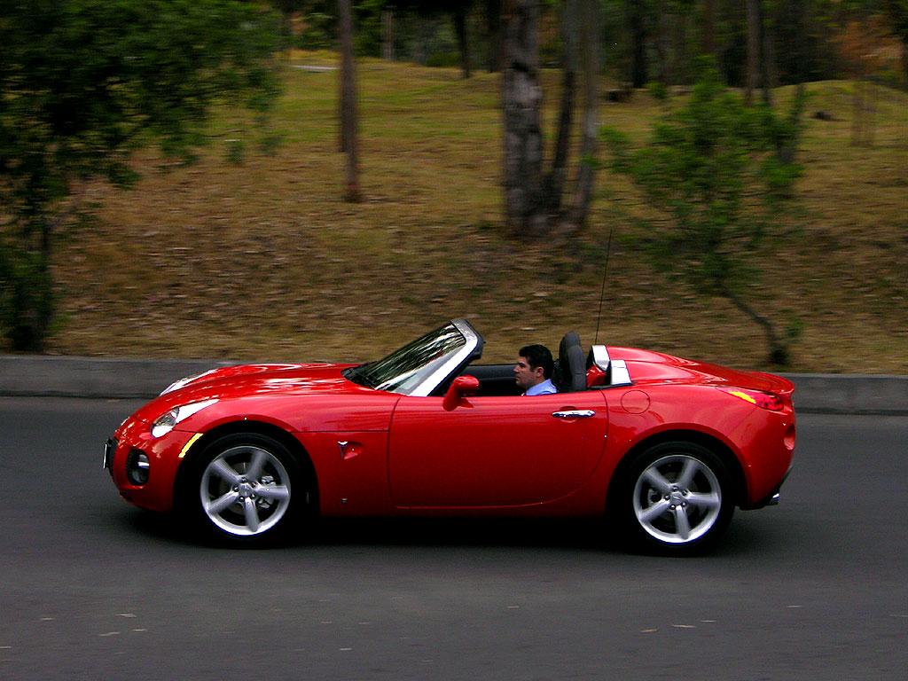Pontiac Solstice Gxp 2009 A Prueba Autocosmos Com