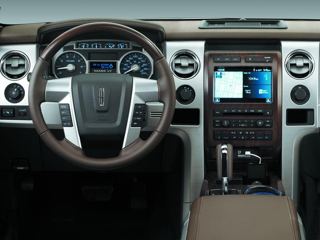 Lincoln Mark LT 2010 a prueba - Autocosmos.com