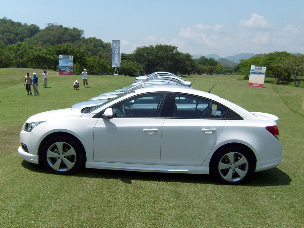 Chevrolet Cruze 2010 A Prueba Autocosmos Com