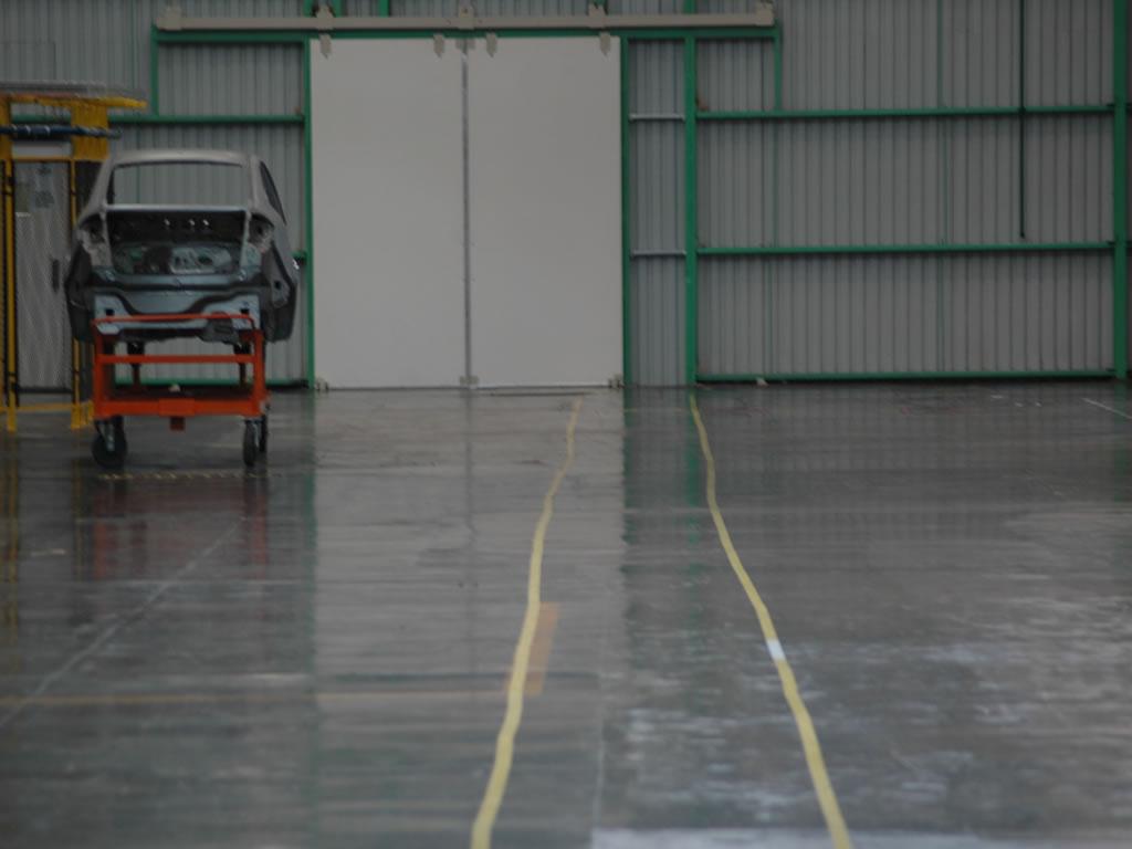 Visita Enrique Peña Nieto la Planta de Ford en Cuautitlán ...
