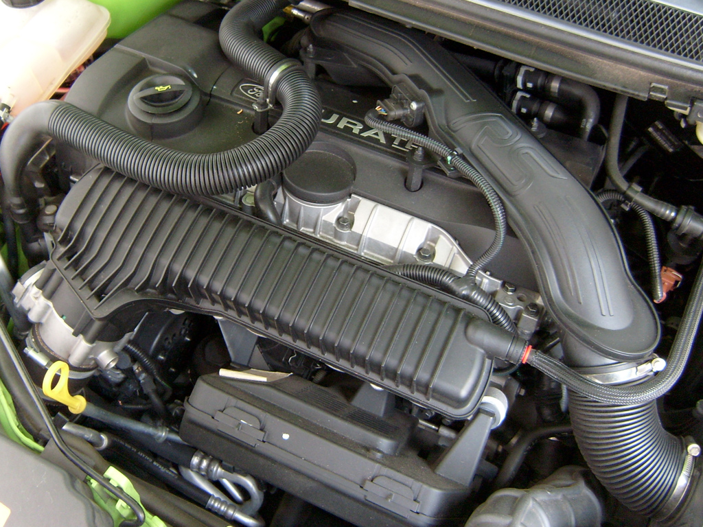 Ford Focus RS 2010 a prueba - Autocosmos.com