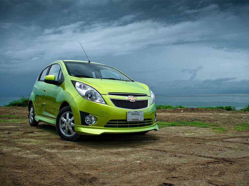 Chevrolet Spark llega a México desde $119,000 - Autocosmos.com