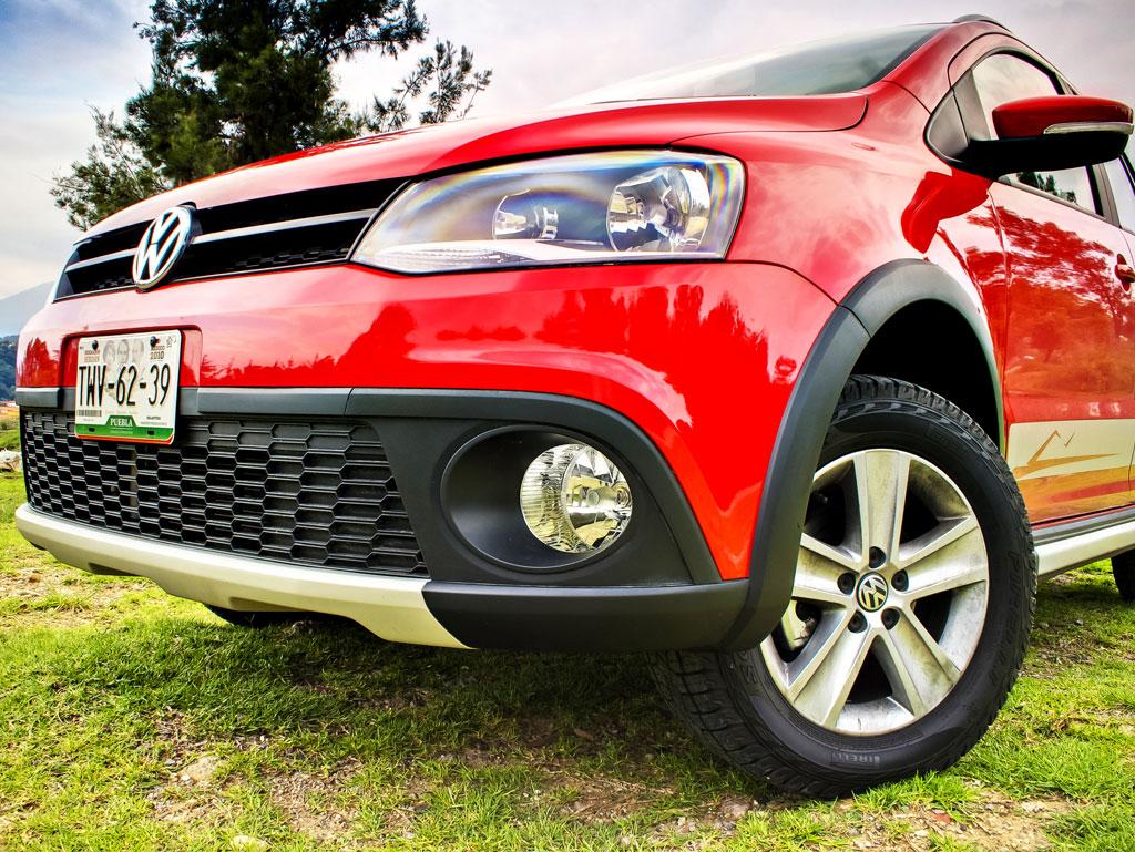 Volkswagen Crossfox 2011 A Prueba Autocosmos Com