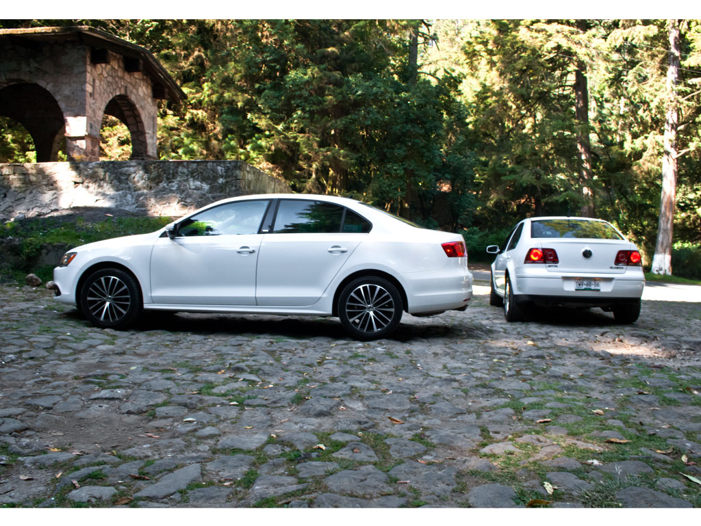 Volkswagen Nuevo Jetta 2011 A Prueba Autocosmos Com