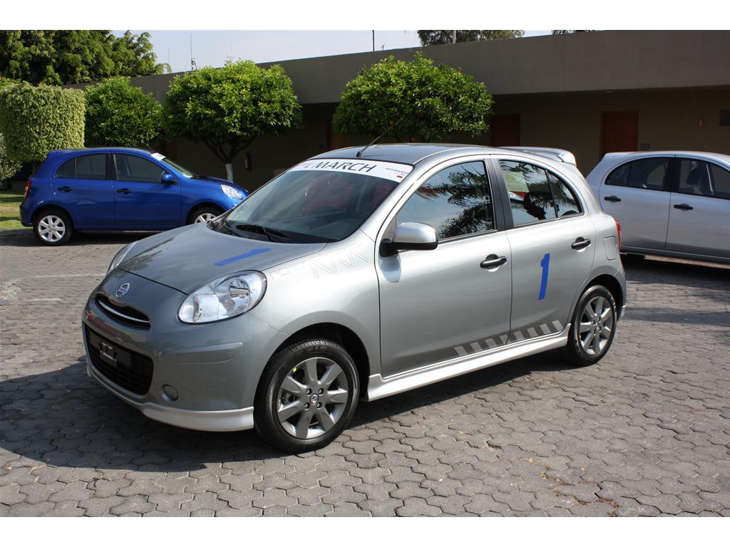 Nissan March Tuning >> Nissan March 2012 - Autocosmos.com