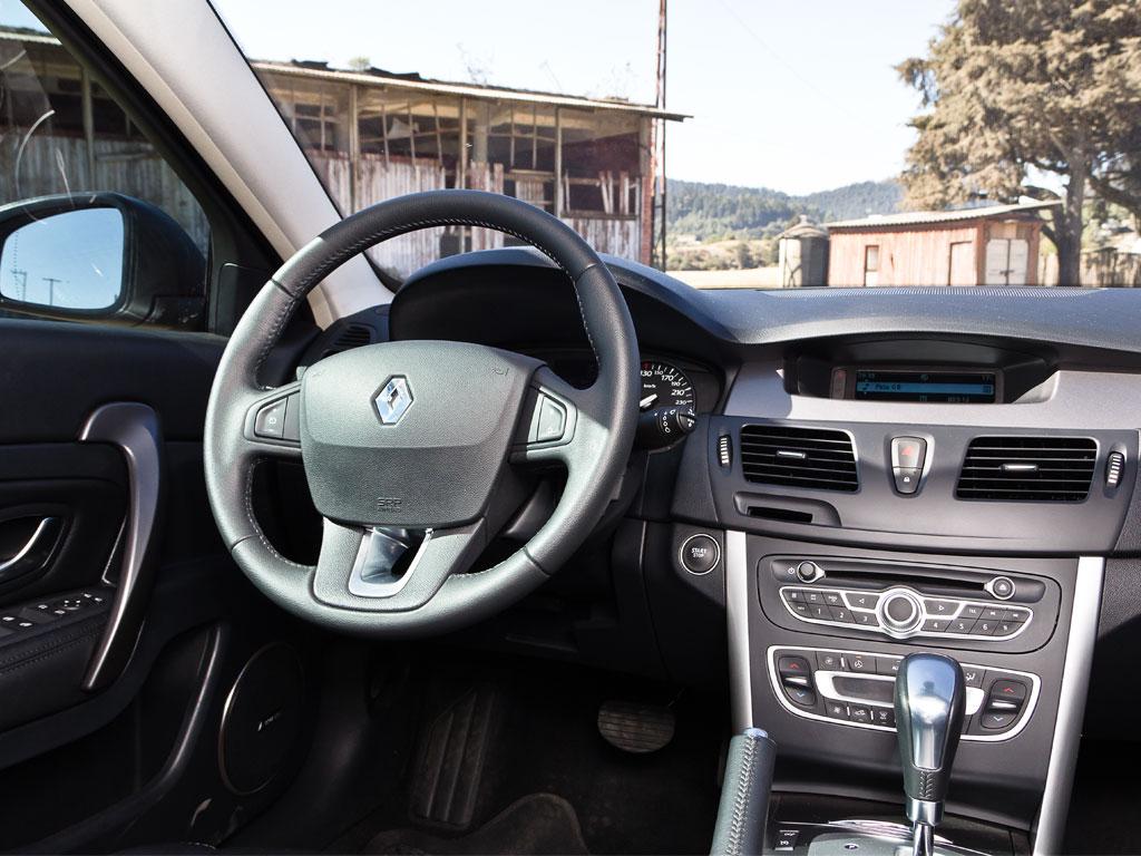 Renault Safrane 2011 A Prueba Autocosmos Com