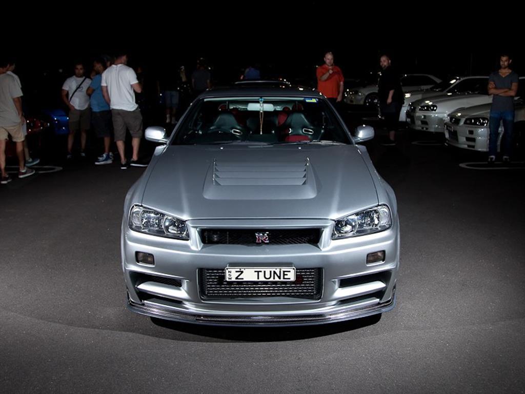 Nissan Skyline Gt R 34 Nismo Z Tune 001 Autocosmos Com