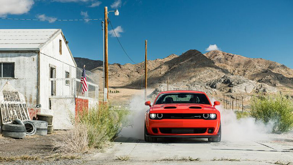 Dodge Challenger SRT Super Stock 2021