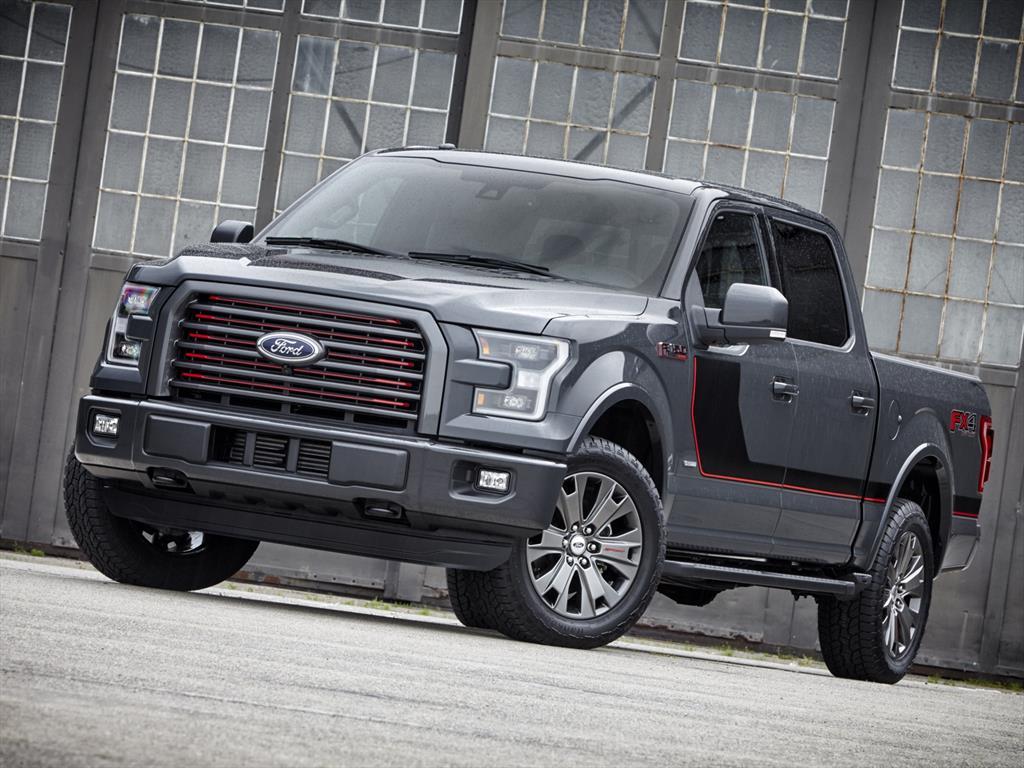 Ford Lobo 2016 Special Edition Package - Autocosmos.com