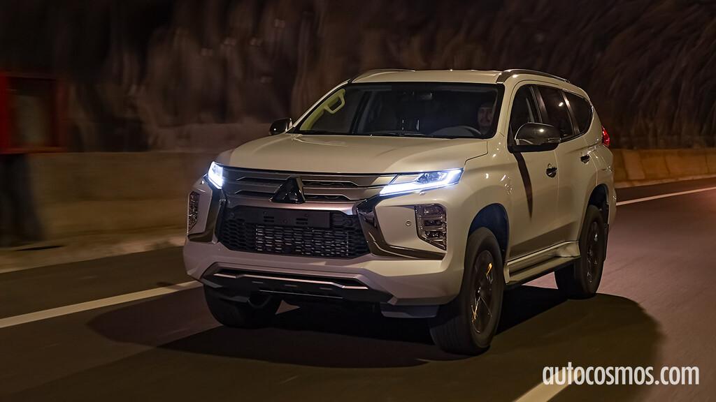 Test Drive: Mitsubishi Montero Sport 2021