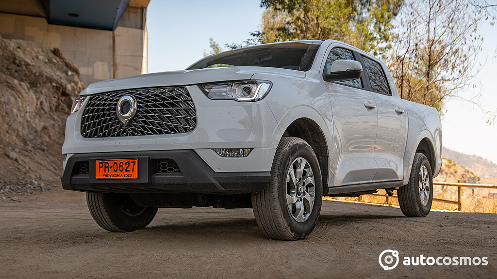 Great Wall Poer 2021 - Test Drive
