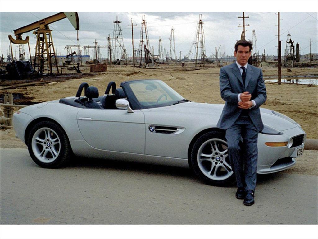 Top 10 Bmw Z8 De James Bond Autocosmoscom