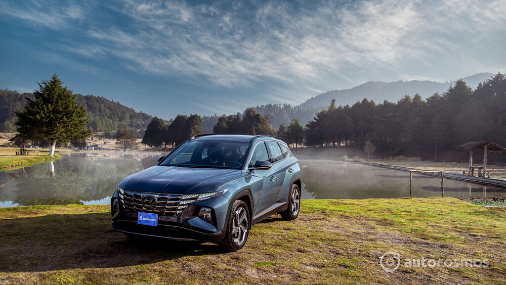 Hyundai Tucson 2022 a prueba