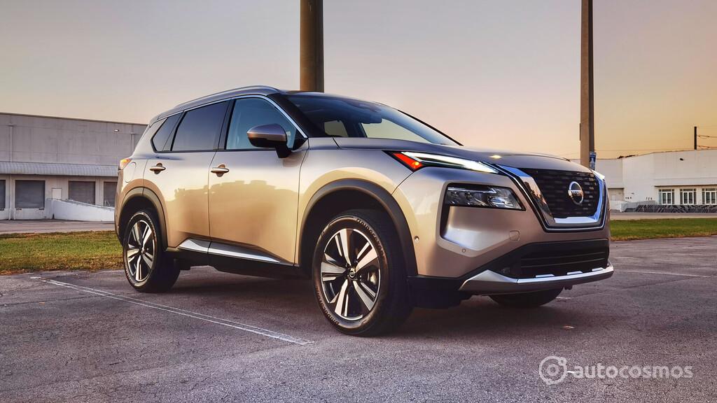 Nissan X-Trail 2022, primer contacto