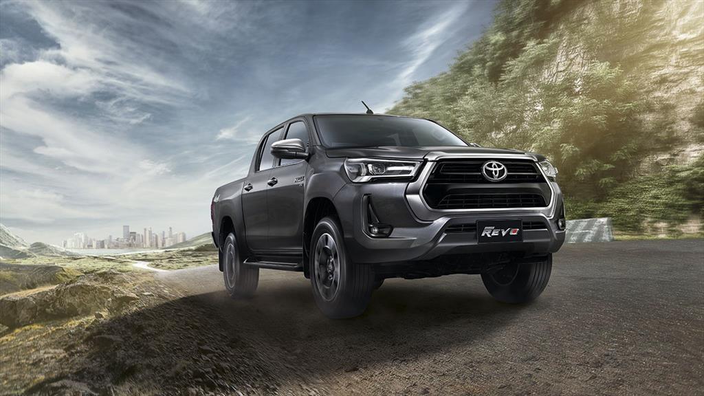 Toyota Hilux 2021 (Thai Spec)