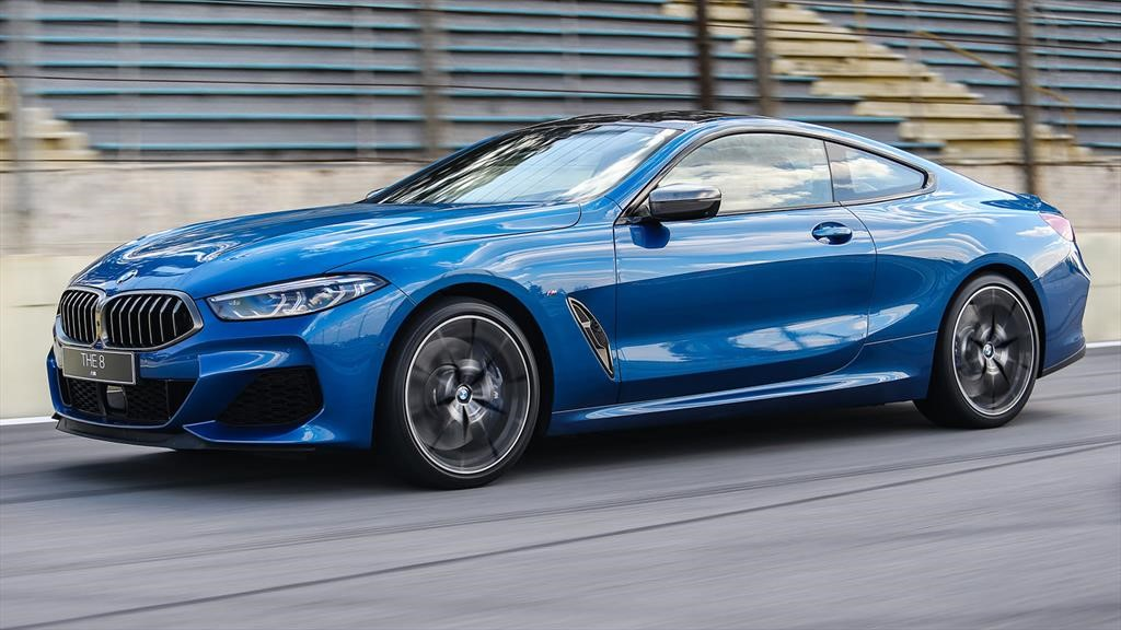 BMW Serie 8 M850I XDrive Coupé