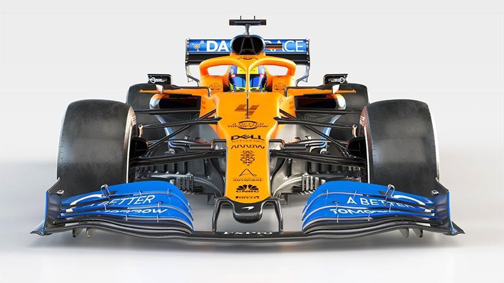 F1 2020: McLaren MCL35-Renault
