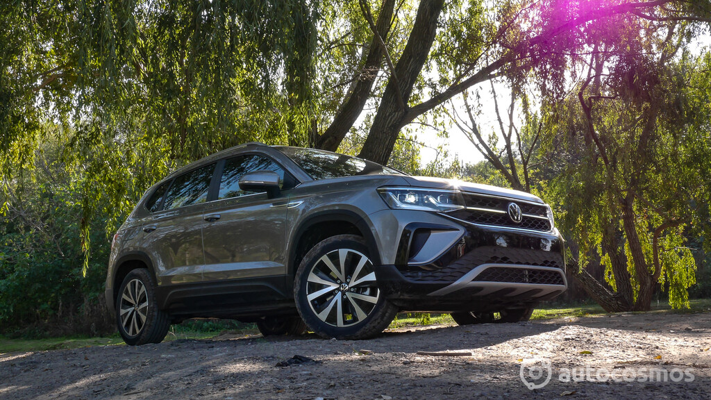 Volkswagen Taos a prueba