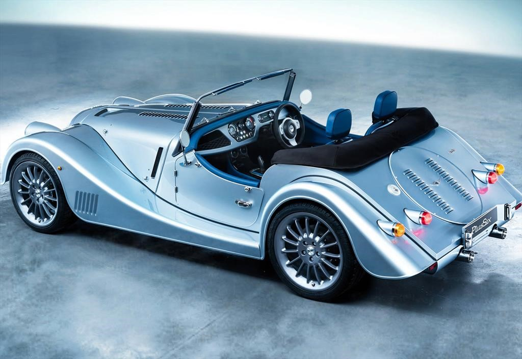 Venta De Autos >> Morgan Plus Six 2020