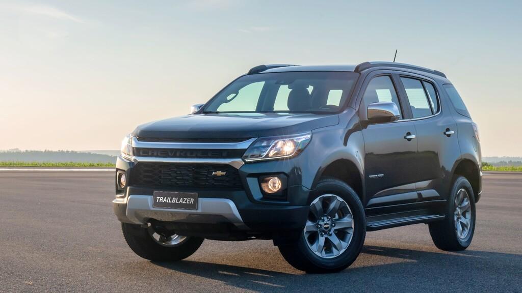 Chevrolet Trailblazer 2022 - lanzamiento Colombia