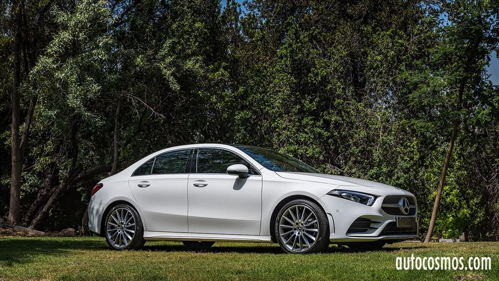 Test Drive Mercedes Benz Clase A Sedán