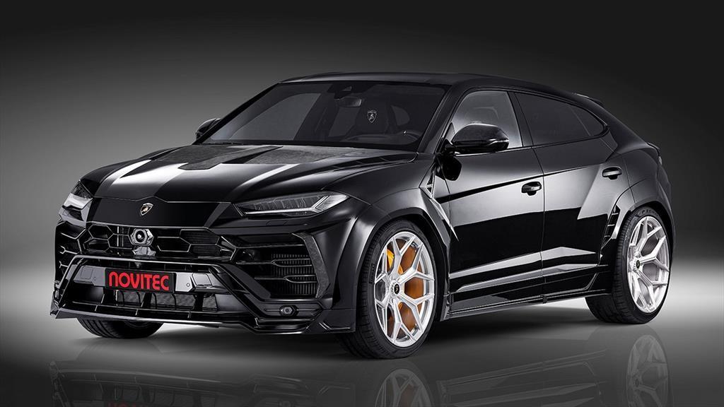 Lamborghini Urus por Novitec