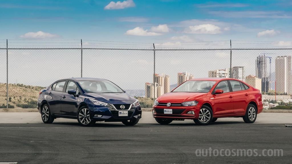 Nissan Versa vs Volkswagen Virtus