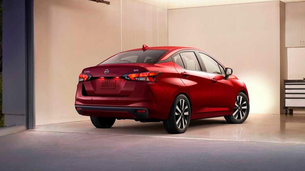 Nissan Versa 2020 - Autocosmos.com