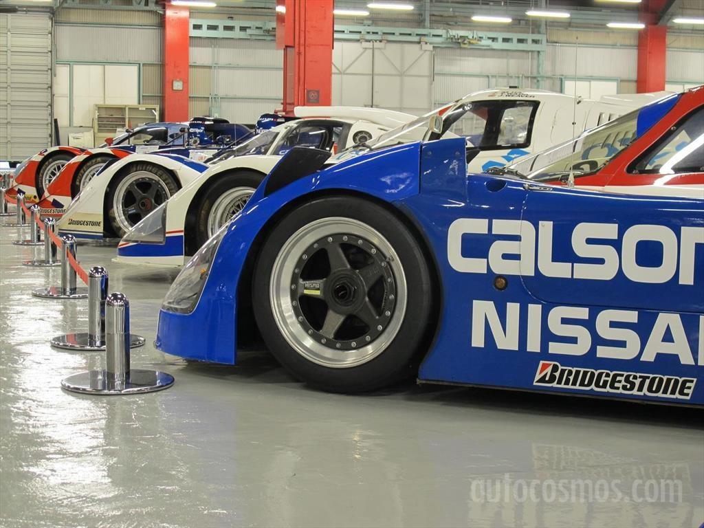 Nissan 80 aniversario - Autos de competencia - Autocosmos.com