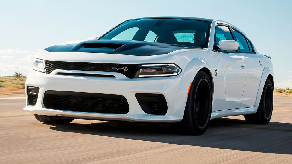 Dodge Charger SRT Hellcat Redeye 2021