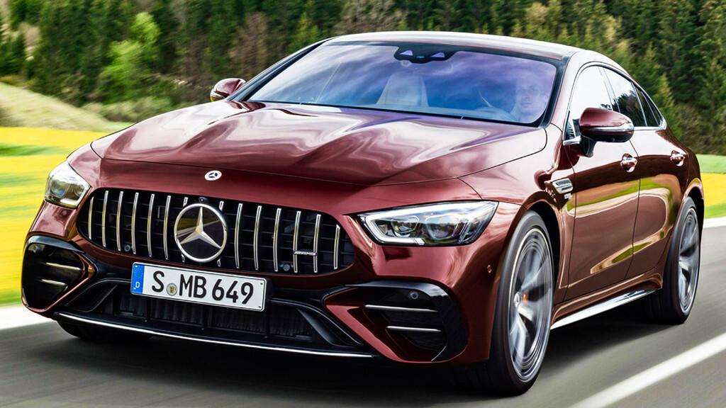 Mercedes-AMG GT 4 puertas 2021